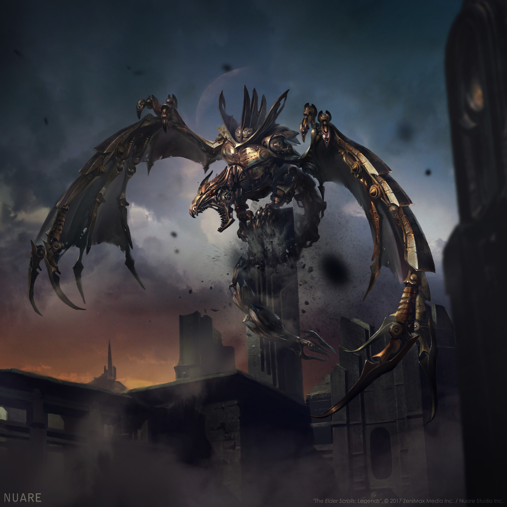 Clockwork Dragon_2000x2000